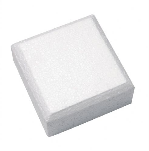 "Square Cake Dummy - 6"" x 4'' deep"